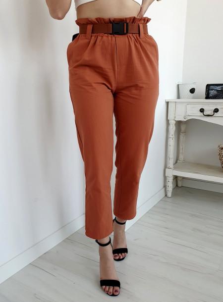 Spodnie 19590 rudy