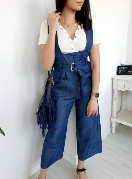 Spodnie 2581 ciemny jeans