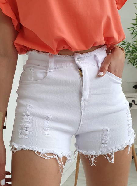Szorty jeans 8638
