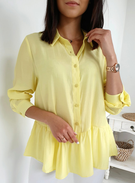 Bluzka 9398 żółty