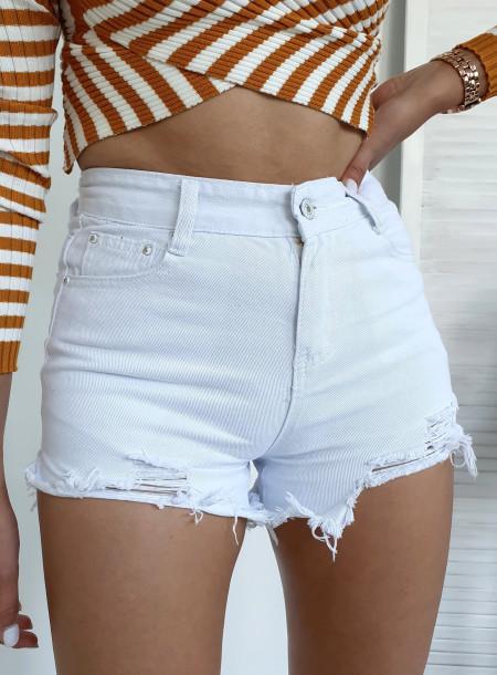 Szorty jeans 8377