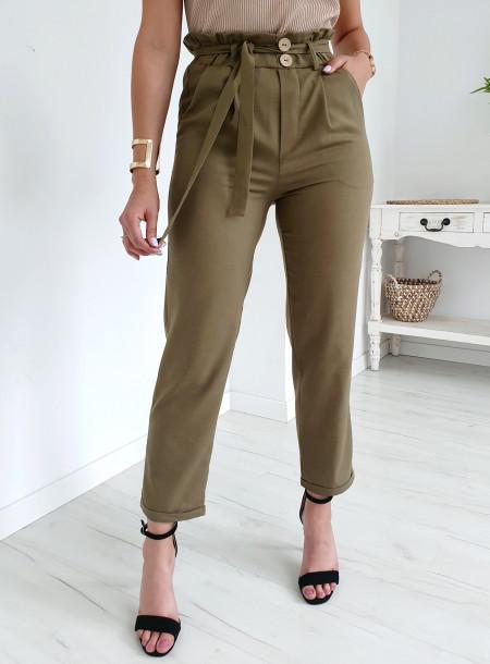 Spodnie A762 khaki