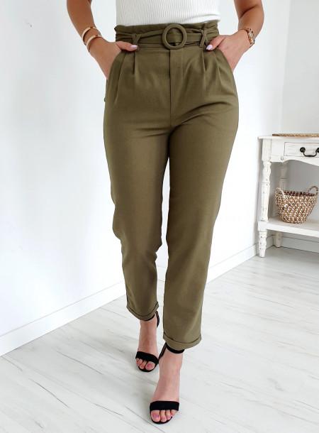 Spodnie A765 khaki