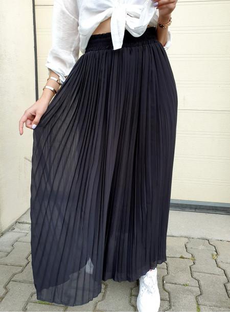 Spódnica A760 czarny