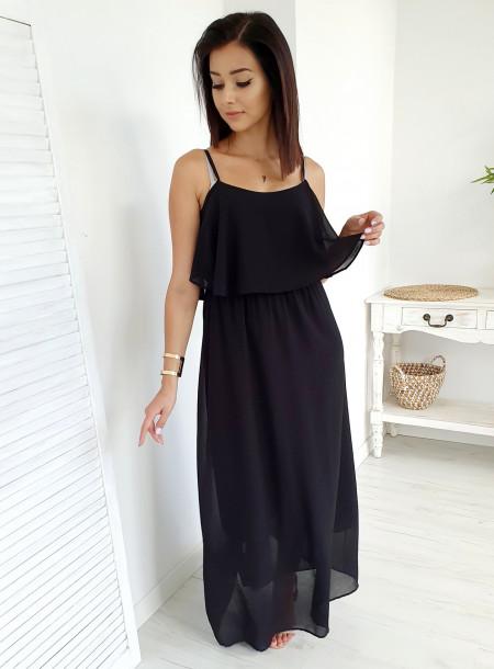 Sukienka 7409 czarny