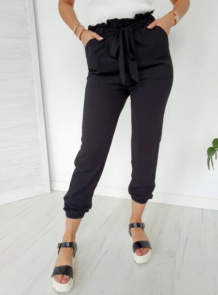 Spodnie 9806 czarny