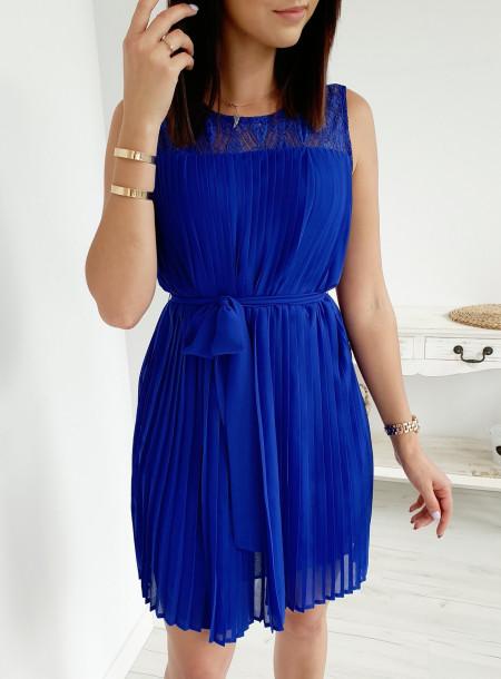 Sukienka 1849 niebieski