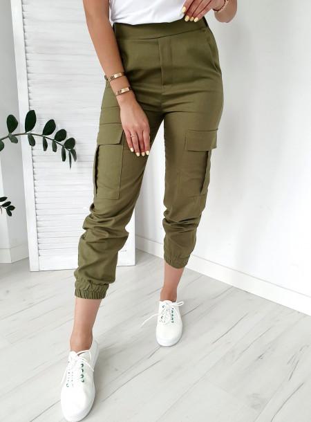 Spodnie A770 khaki