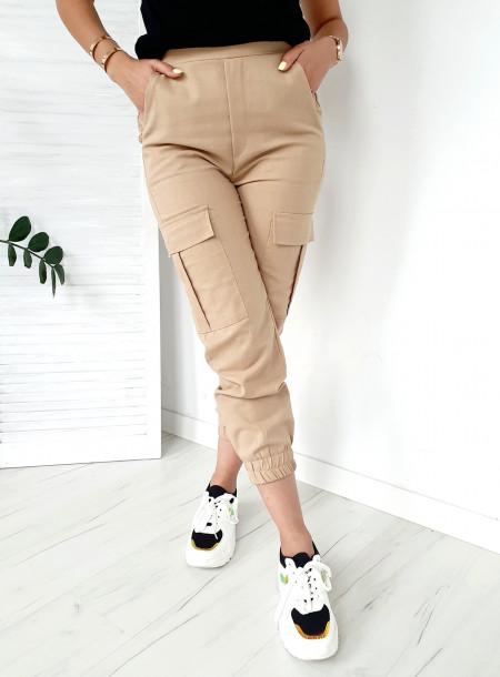 Spodnie A770 beż