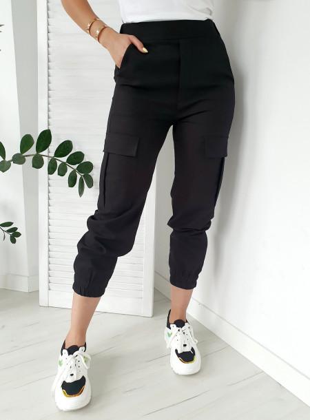 Spodnie A770 czarny