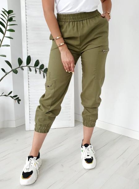 Spodnie A771 khaki