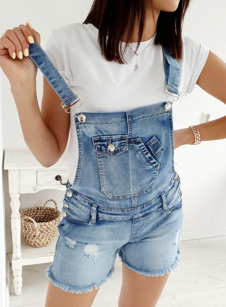 Ogrodniczki jeans 817