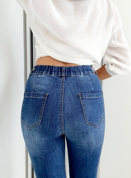 Spodnie jeans DZ57