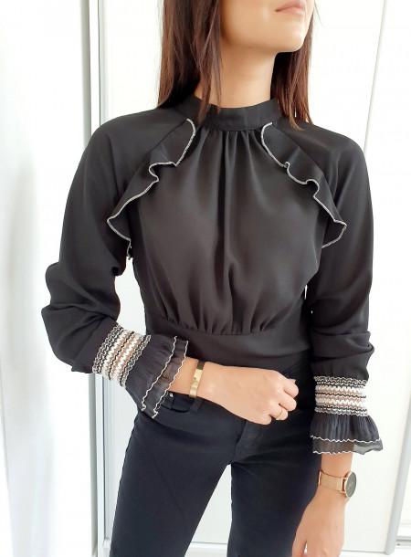 Bluzka 066 czarny