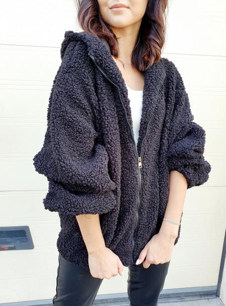 Bluza 8186 czarny