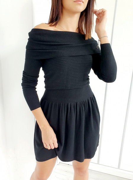 Sukienka 2029 czarny
