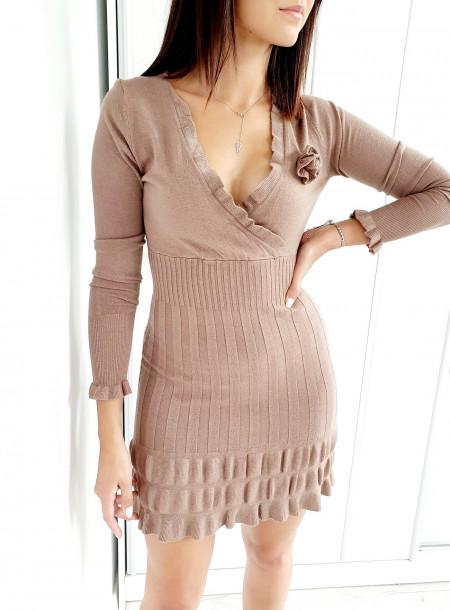 Sukienka 025 beż