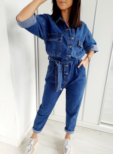 Kombinezon 8681 jeans