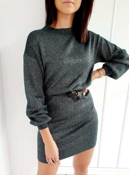 Sukienka 3057 zielony