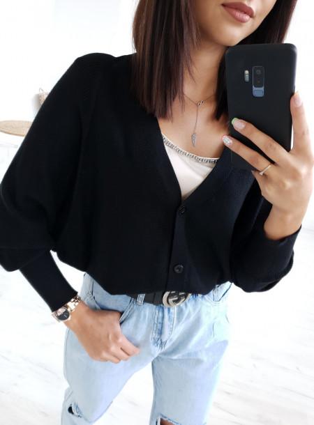 Sweter 413 czarny