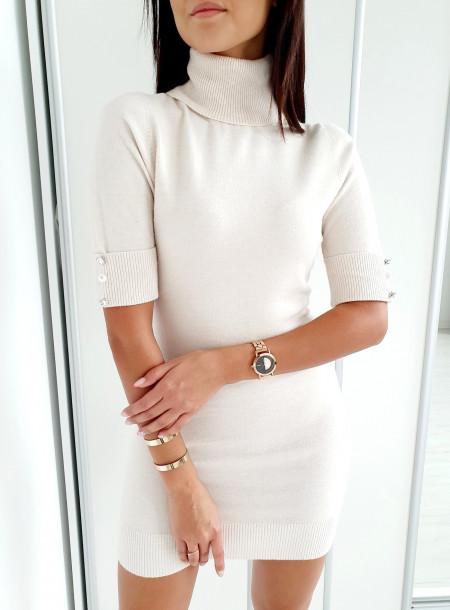 Sukienka / tunika 8182 beż