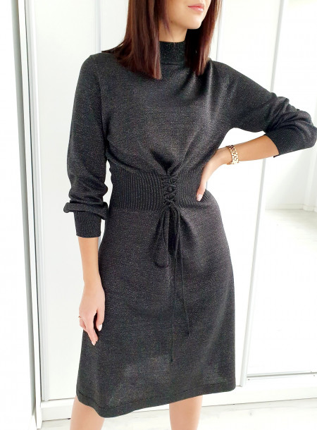 Sukienka 5507 czarny