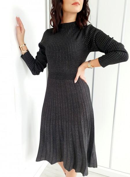 Sukienka 5071 czarny