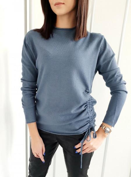 Sweter 2821 niebieski