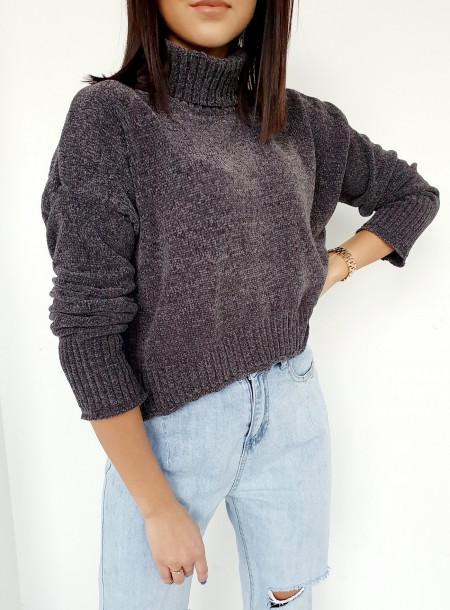 Sweter 1969 szary