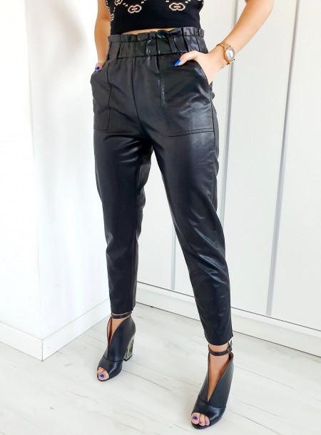 Spodnie 6665 czarny