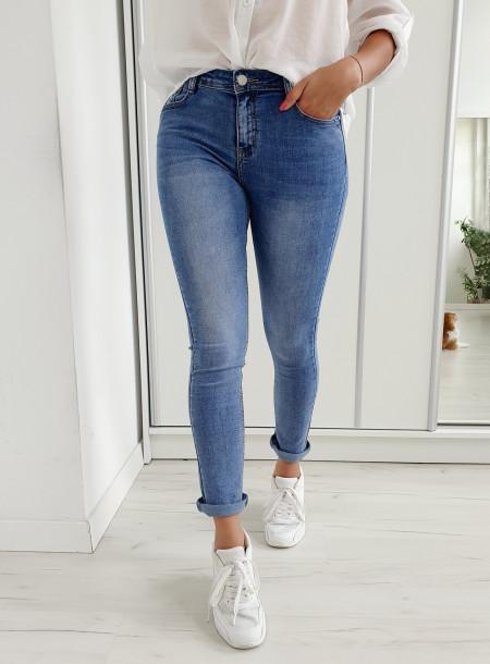 Spodnie jeans DF311