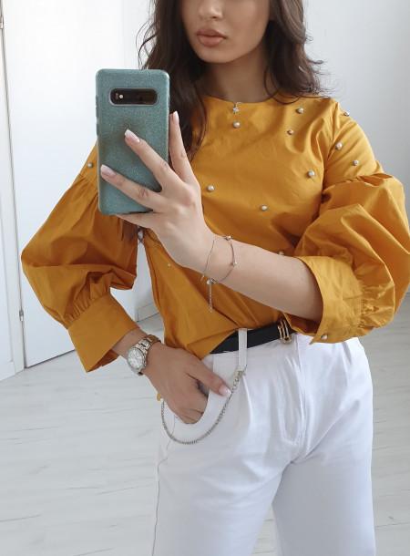 Bluzka 262 żółty