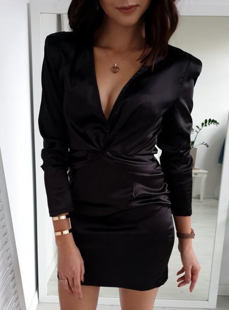 Sukienka 2109 czarny