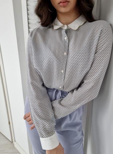 Koszula 8003 biała