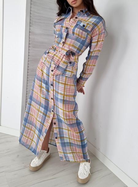 Sukienka F259