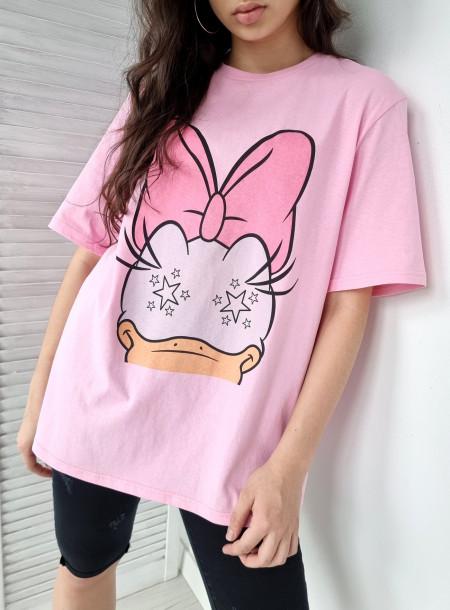 T-shirt 6023 róż
