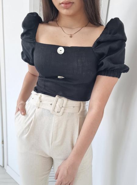 Bluzka 302 czarna