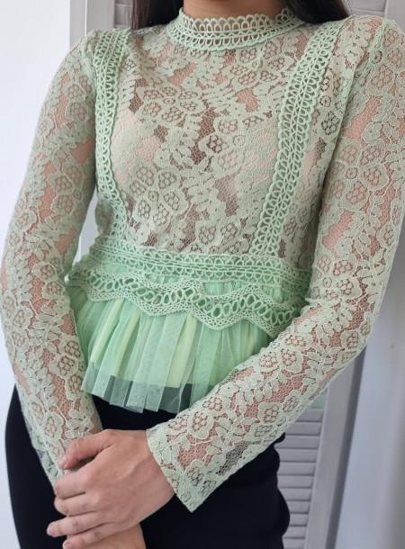 Bluzka 2011 zielony