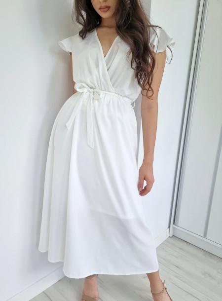 Sukienka 05 biała