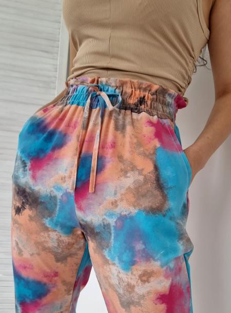 Spodnie haremki 1202...