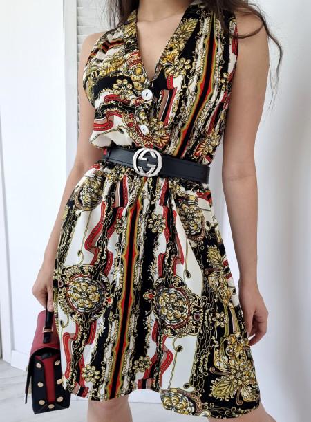Sukienka CY45-A czarny