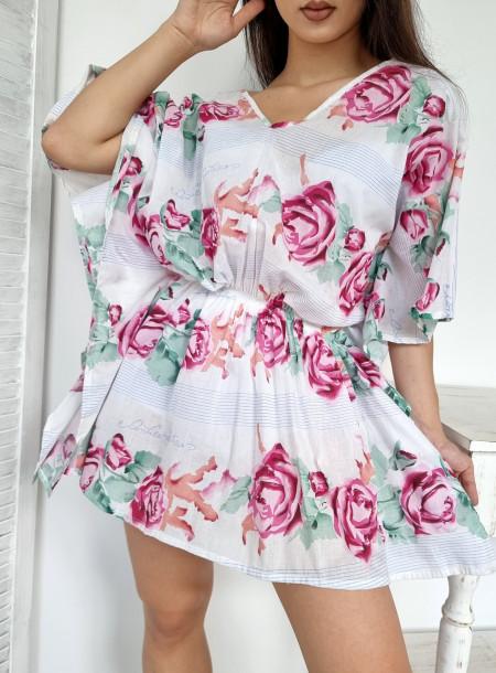 Tunika / sukienka dekolt V...