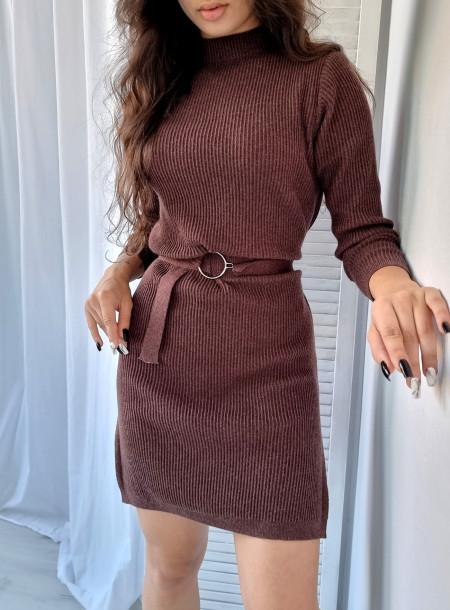 Sukienka prążek wiskoza...