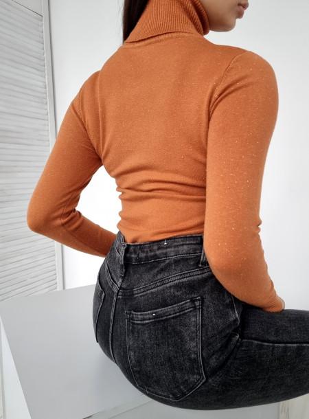 Kombinezon MICHAOS jeans paski 2018-129