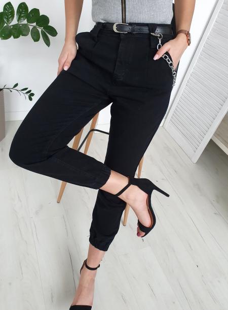 Spodnie jeans 8338