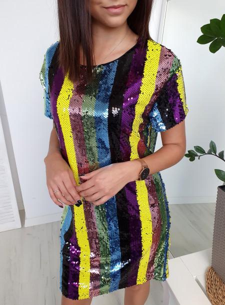 Sukienka B621 b