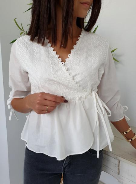 Bluzka 1705 biały