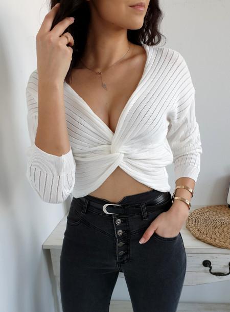 Bluzka 2000 biały