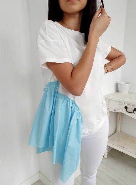 Bluzka 9181 niebieski